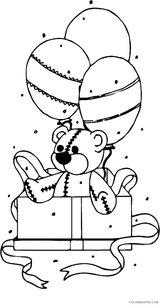 Birthday Coloring Pages Holiday birthday_cl_42 Printable 2021 0010 Coloring4free