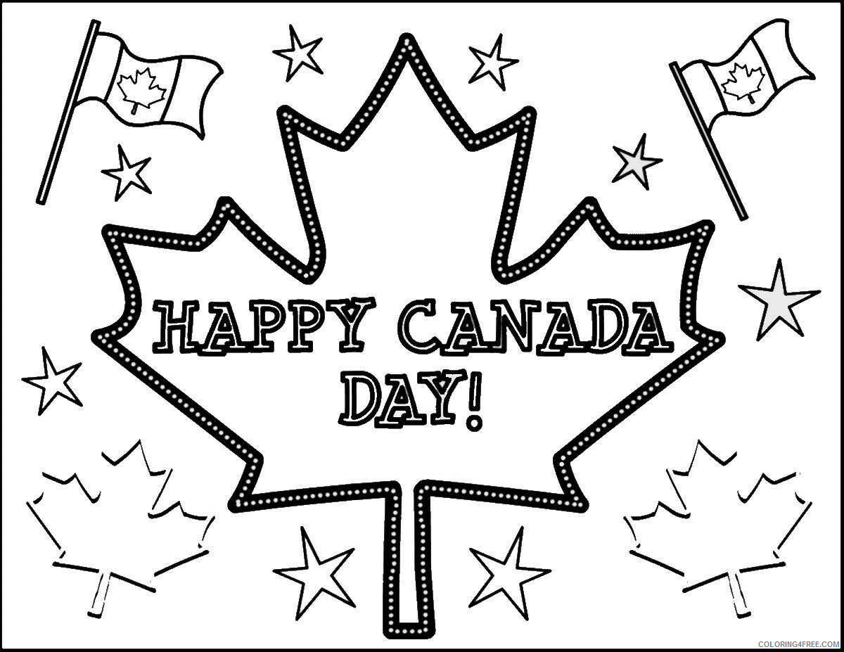 Canada Day Coloring Pages Holiday canada_day_coloring2 Printable 2021 0032 Coloring4free