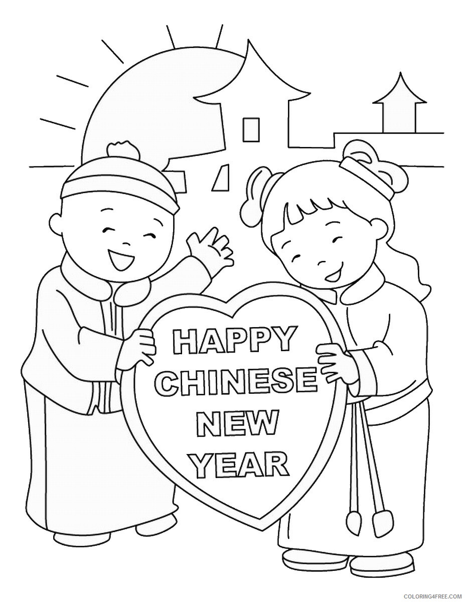 Chinese New Year Coloring Pages Holiday chinese_year_coloring13 Printable 2021 0063 Coloring4free