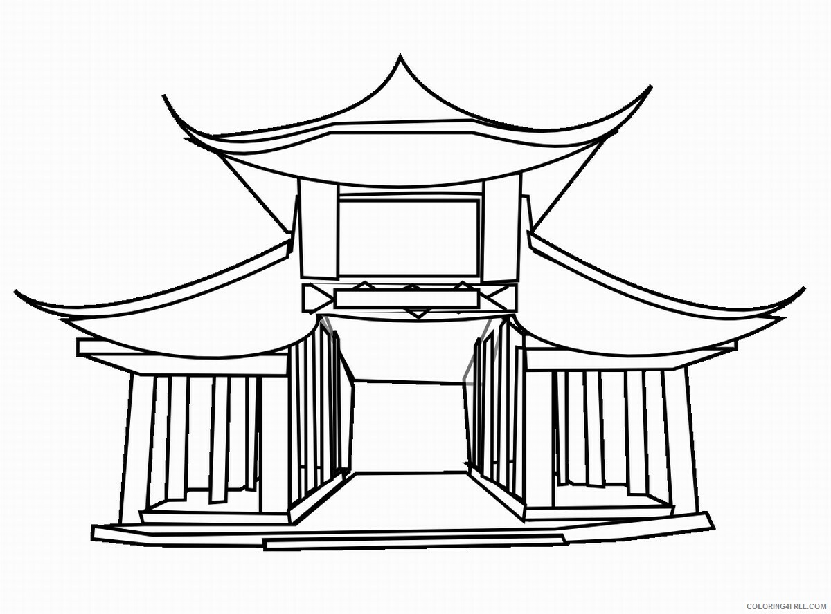 Chinese New Year Coloring Pages Holiday chinese_year_coloring16 Printable 2021 0066 Coloring4free