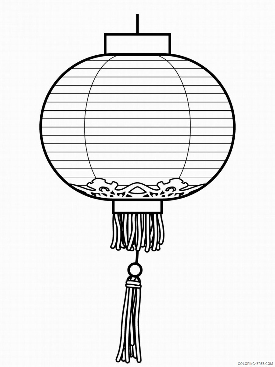 Chinese New Year Coloring Pages Holiday chinese_year_coloring18 Printable 2021 0068 Coloring4free