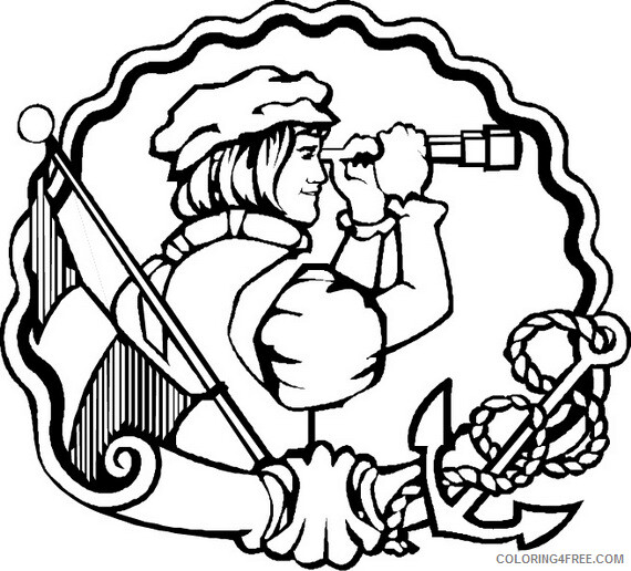 Columbus Day Coloring Pages Holiday colombus_day_coloring9 Printable 2021 0135 Coloring4free