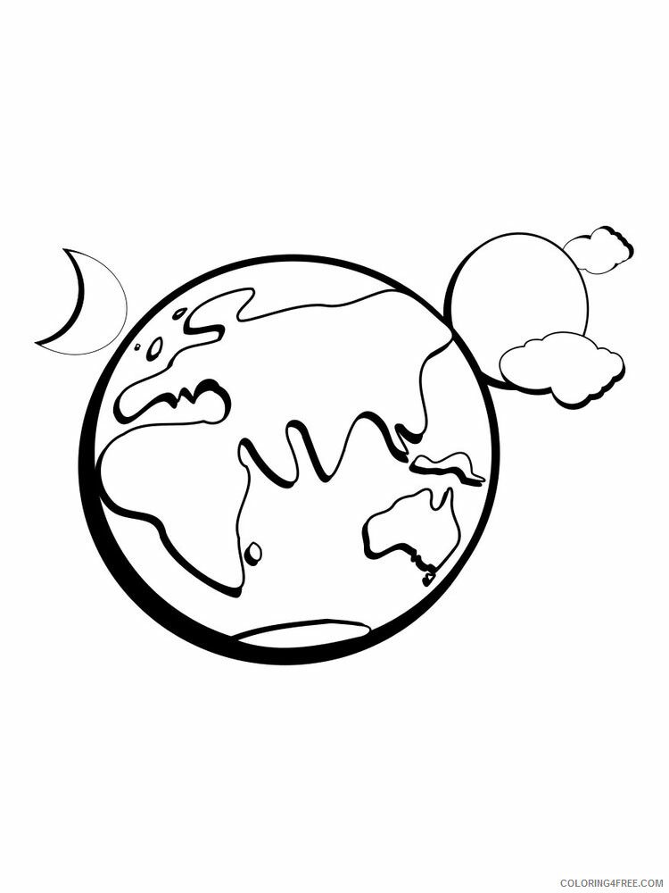 Day and Night Coloring Pages for Kids Day and night 3 Printable 2021 106 Coloring4free