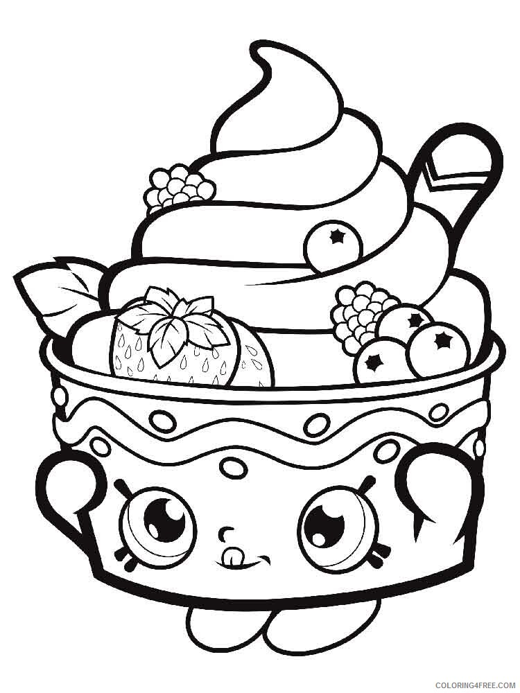 Shopkins Coloring Pages For Girls Shopkins 18 Printable 2021 1261  Coloring4free - Coloring4Free.com