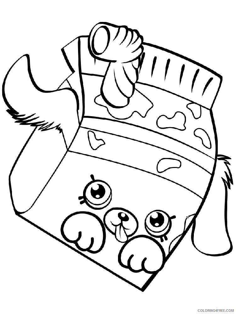 Shopkins Coloring Pages For Girls Shopkins 26 Printable 2021 1270  Coloring4free - Coloring4Free.com