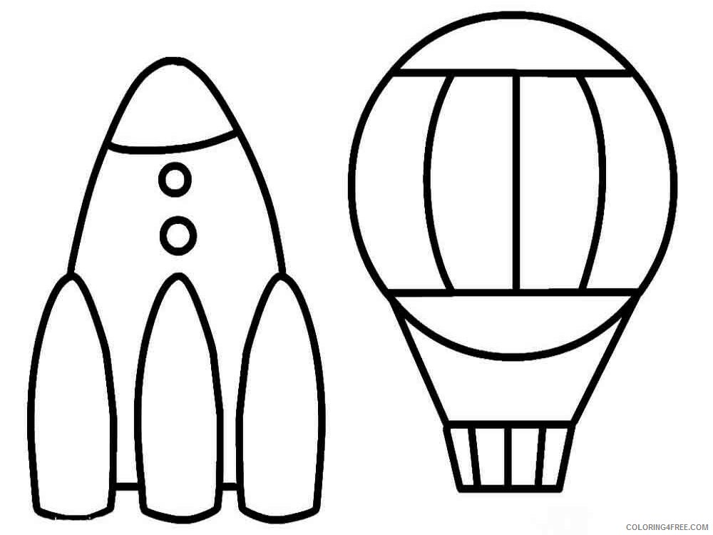Simple Coloring Pages for Kids Simple 2 Printable 2021 573 Coloring4free