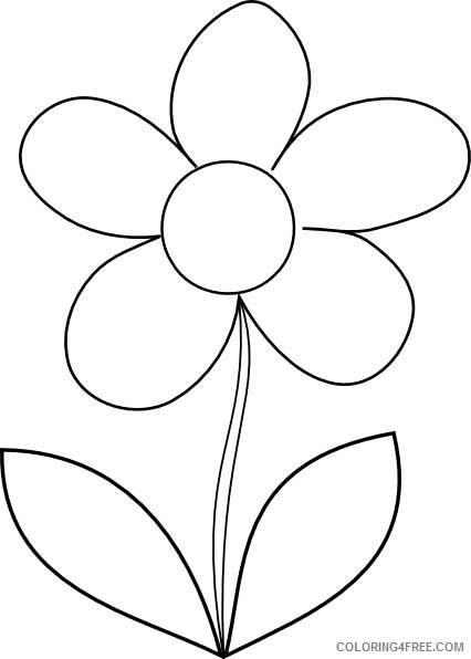 Simple Coloring Pages for Kids downloadable Printable 2021 558 Coloring4free