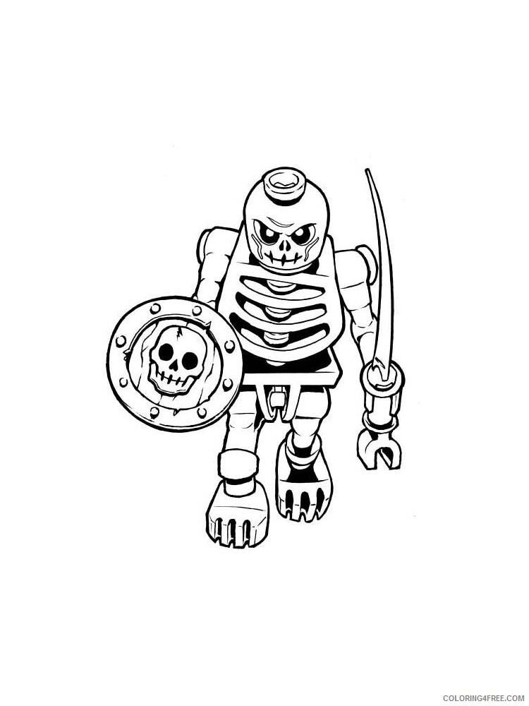 Skeleton Coloring Pages for Kids Skeleton 9 Printable 2021 617 Coloring4free