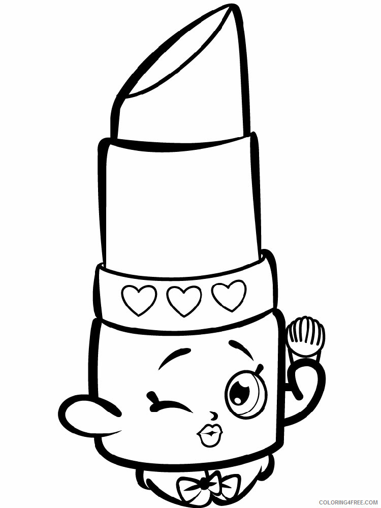 Squishy Coloring Pages For Girls Squishy 13 Printable 2021 1314 Coloring4free Coloring4free Com