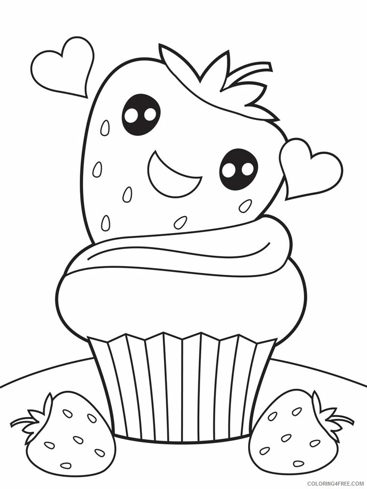 Squishy Coloring Pages For Girls Squishy 18 Printable 2021 1319 Coloring4free Coloring4free Com