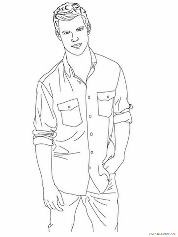 The Twilight Saga Coloring Pages for Girls Printable 2021 1367 Coloring4free