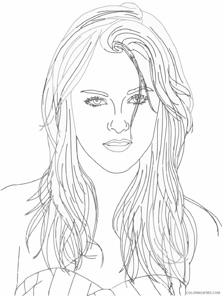 The Twilight Saga Coloring Pages for Girls Printable 2021 1372 Coloring4free
