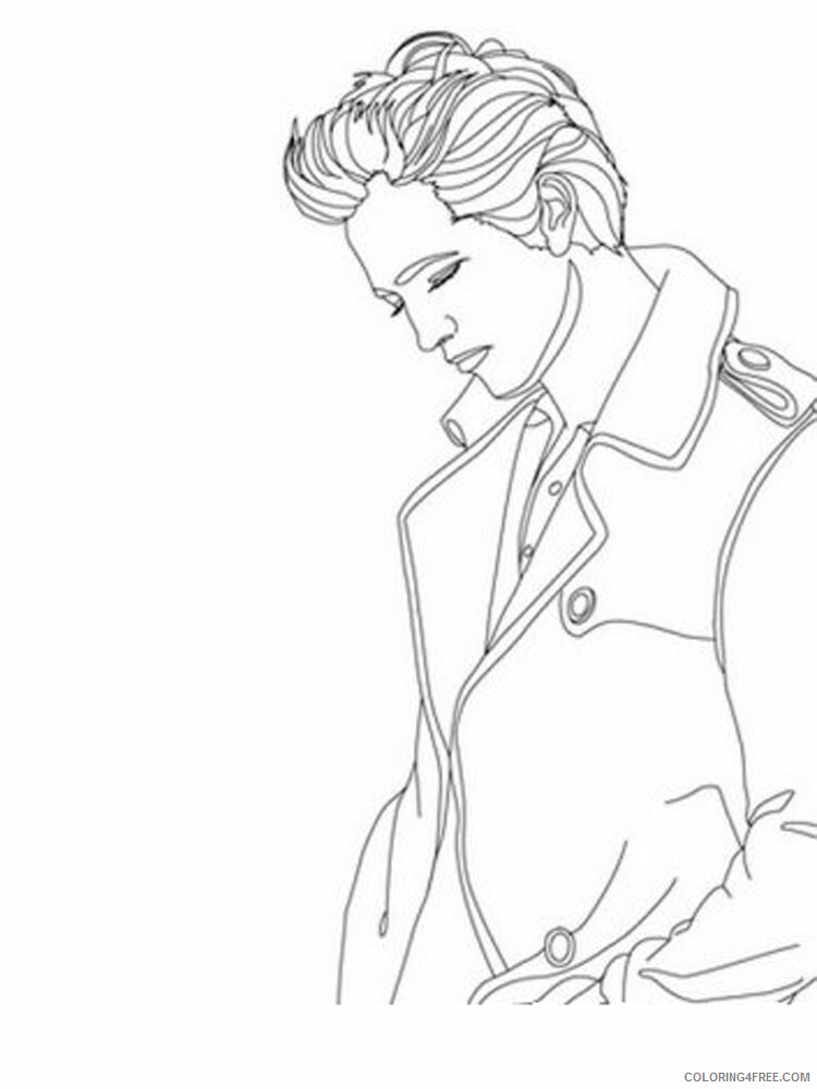 The Twilight Saga Coloring Pages for Girls Printable 2021 1376 Coloring4free