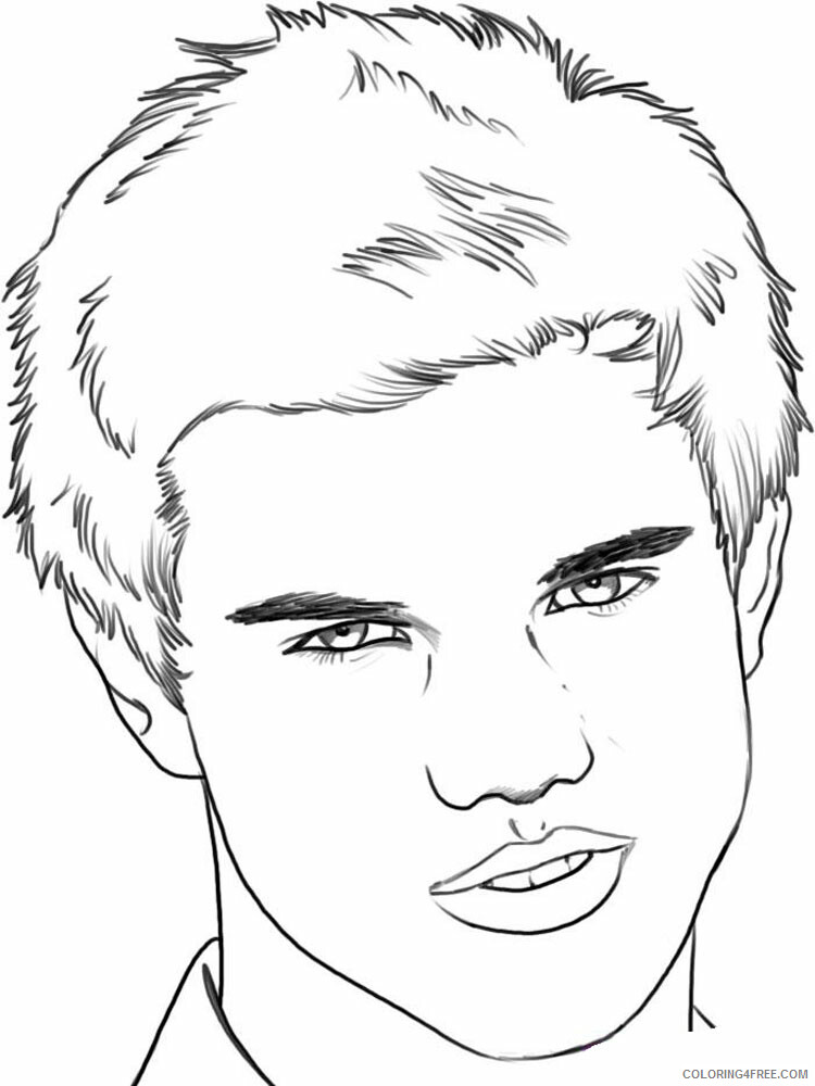 The Twilight Saga Coloring Pages for Girls Printable 2021 1378 Coloring4free