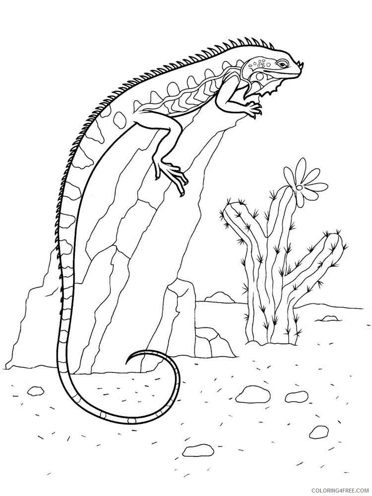 Desert Coloring Pages Nature Desert 3 Printable 2021 127 Coloring4free Coloring4free Com