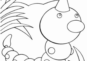 Weedle Coloring Pages Coloring4free Com