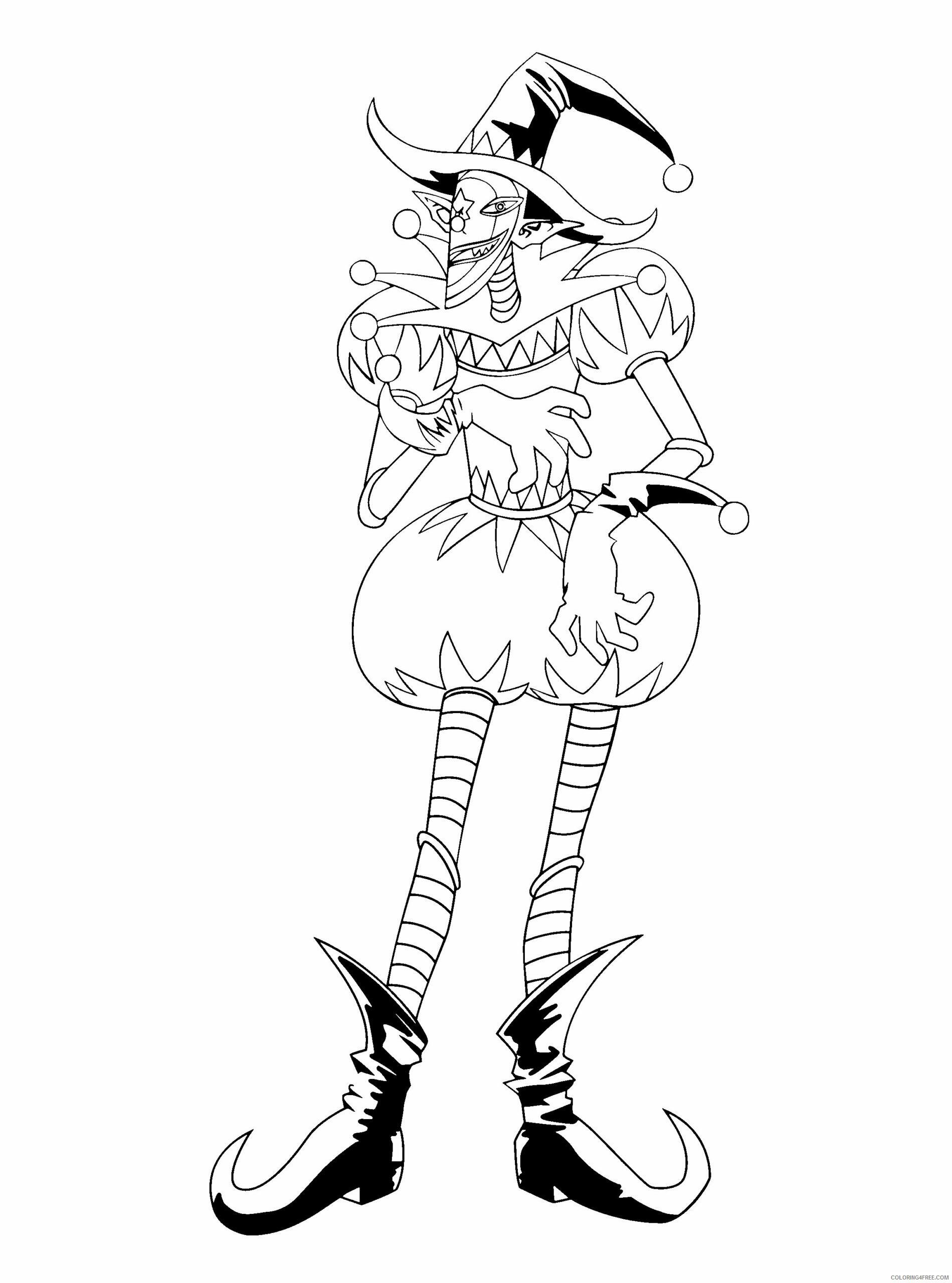 Yu Gi Oh Printable Coloring Pages Anime Yu Gi Oh 18 2021 1245 Coloring4free Coloring4free Com