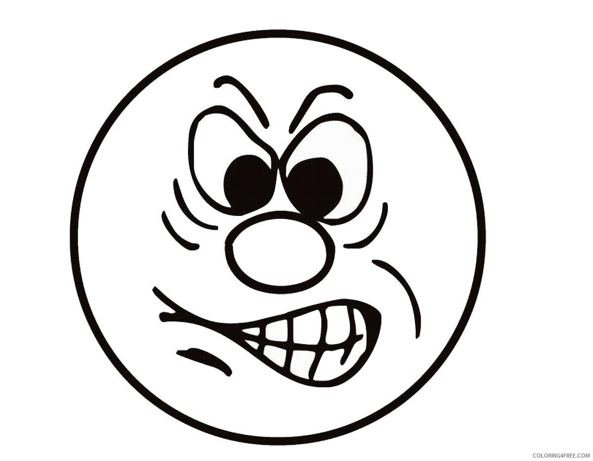 Emoji Coloring Pages emoji6 Printable 2021 2171 Coloring4free