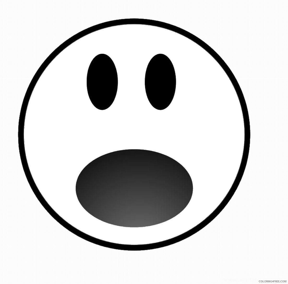 Emoji Coloring Pages emoji7 Printable 2021 2172 Coloring4free