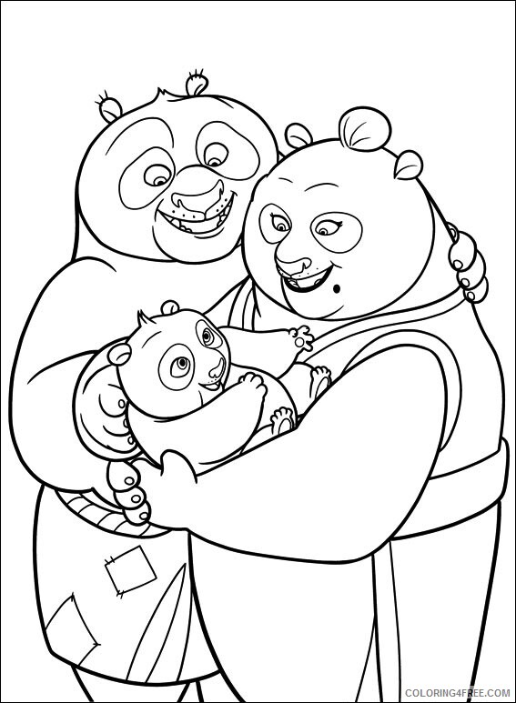 Family Coloring Pages po family a4 Printable 2021 2421 Coloring4free