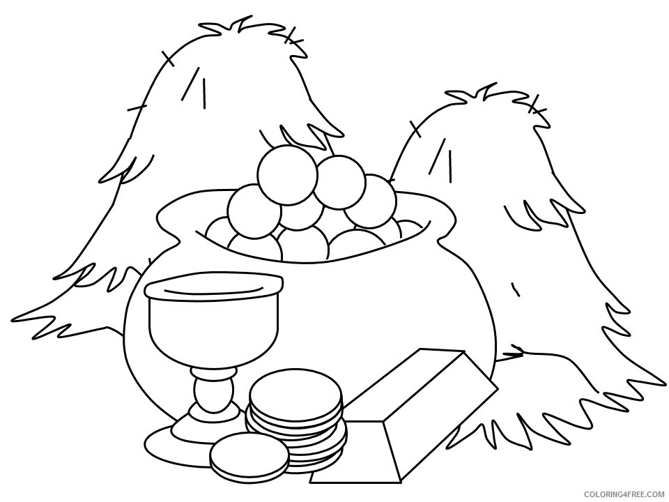 Fantasy Coloring Pages gold Printable 2021 2507 Coloring4free