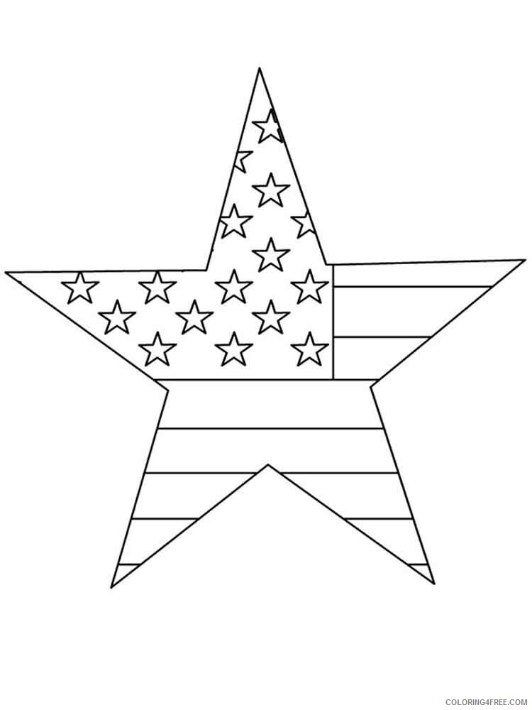Fourth of July Coloring Pages fourth of july 5 Printable 2021 2740 Coloring4free
