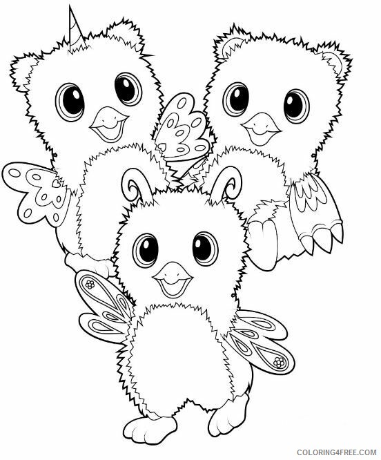 Hatchimals Coloring Pages Hatchimals Printable 2021 3072 Coloring4free -  Coloring4Free.com