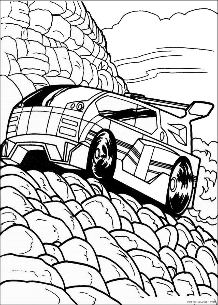 Hot Wheels Coloring Pages hot_wheels_coloring12 Printable 2021 3343 Coloring4free