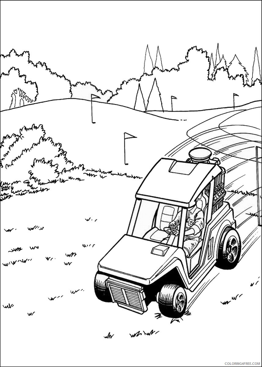 Hot Wheels Coloring Pages hot_wheels_coloring4 Printable 2021 3353 Coloring4free