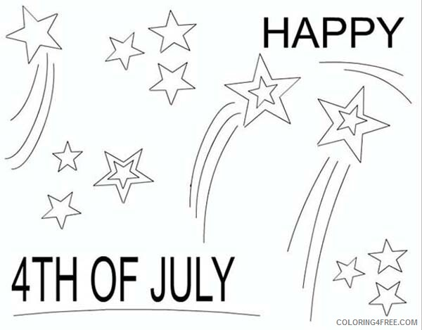 Independence Day Coloring Pages Merry And Happy Printable 2021 3529  Coloring4free - Coloring4Free.com