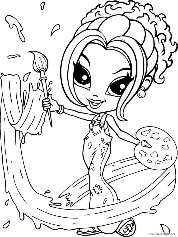 Lisa Frank Coloring Pages lisa frank 14 Printable 2021 3869 Coloring4free