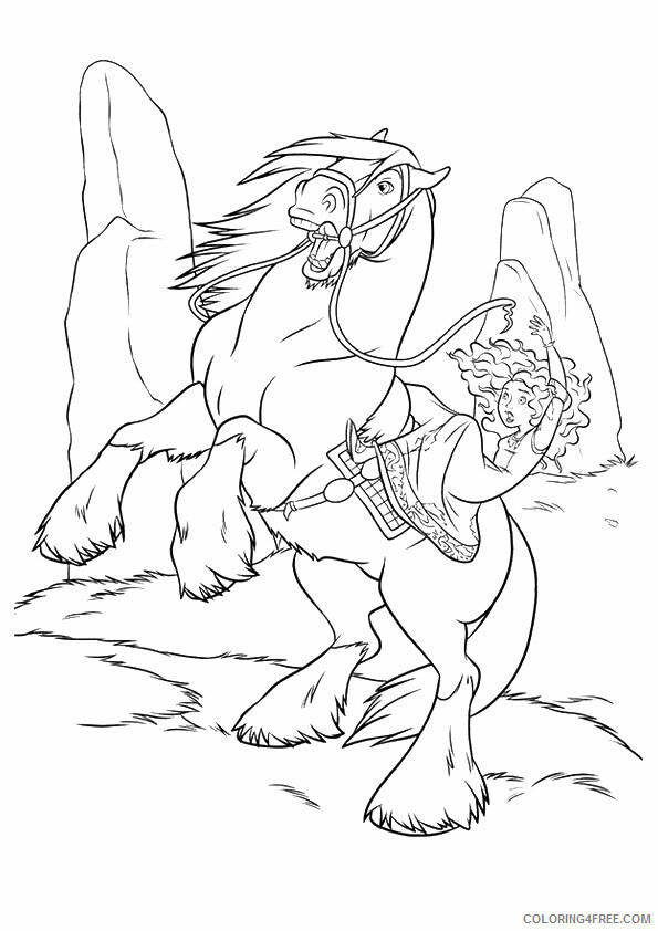 Horse Coloring Sheets Animal Coloring Pages Printable 2021 2473 Coloring4free