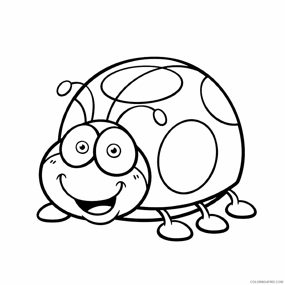 Insect Coloring Sheets Animal Coloring Pages Printable 2021 2549 Coloring4free