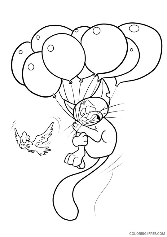 Kitten Coloring Sheets Animal Coloring Pages Printable 2021 2696 Coloring4free