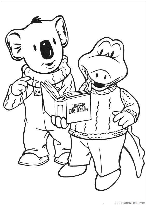 Koala Coloring Sheets Animal Coloring Pages Printable 2021 2757 Coloring4free