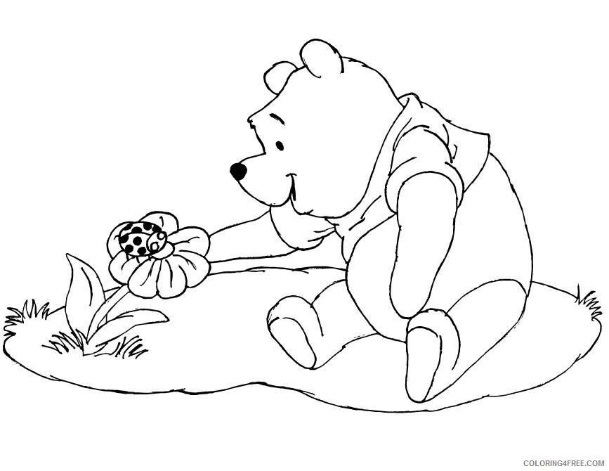 Ladybug Coloring Sheets Animal Coloring Pages Printable 2021 2781 Coloring4free
