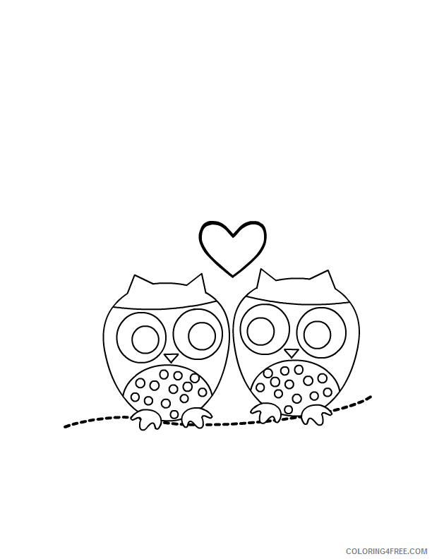 Owl Coloring Sheets Animal Coloring Pages Printable 2021 3079 Coloring4free