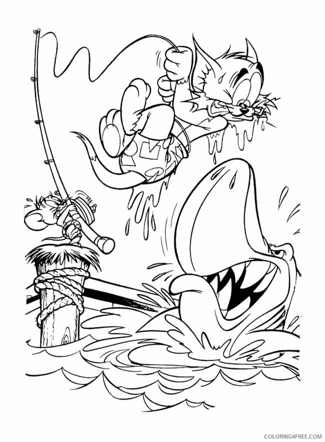 Shark Coloring Sheets Animal Coloring Pages Printable 2021 3996 Coloring4free