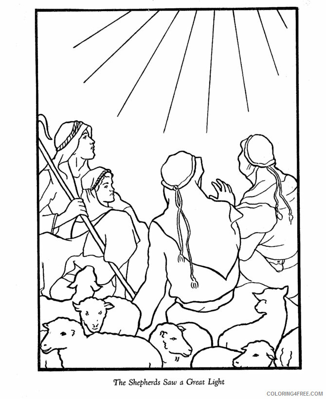 Az Coloring Pages Angel Printable Sheets Angels Christian Page Coloring 2021 a 4402 Coloring4free