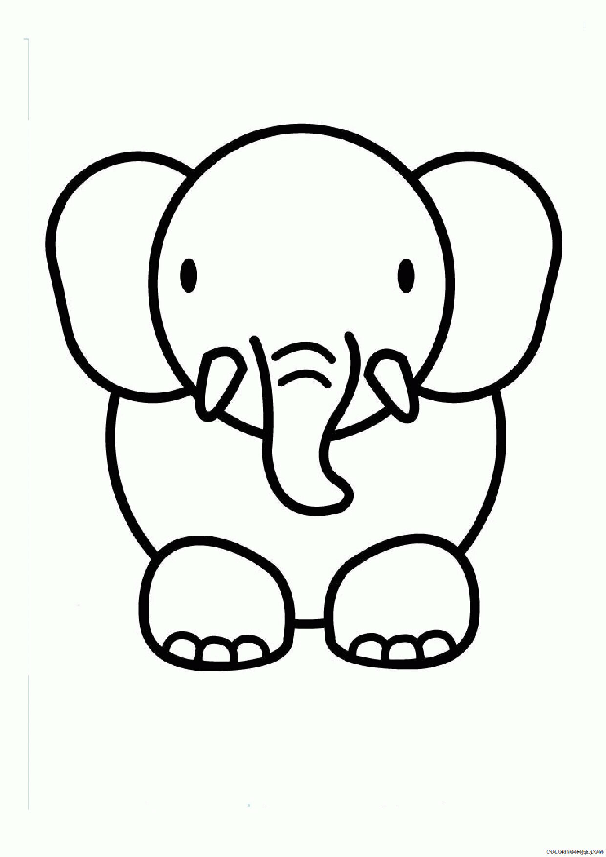 Az Coloring Pages of Animals Printable Sheets Acumen Cute Of 2021 a 4440 Coloring4free