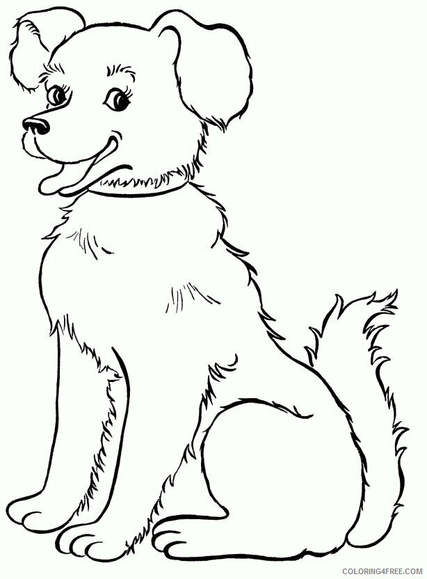 Az Coloring Pages of Animals Printable Sheets Paraphrasing Domestic Animals 2021 a Coloring4free