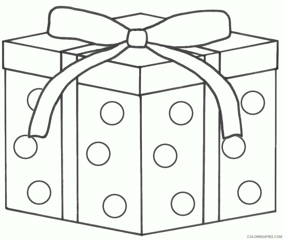 Az Colouring Christmas Coloring Pages Printable Sheets Christmas Present Kids 2021 a 4509 Coloring4free