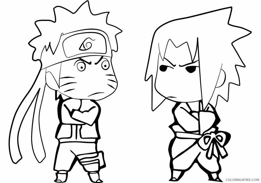 Az Sakura Coloring Pages Printable Sheets Naruto Shippuden S Pages 2021 a 4568 Coloring4free